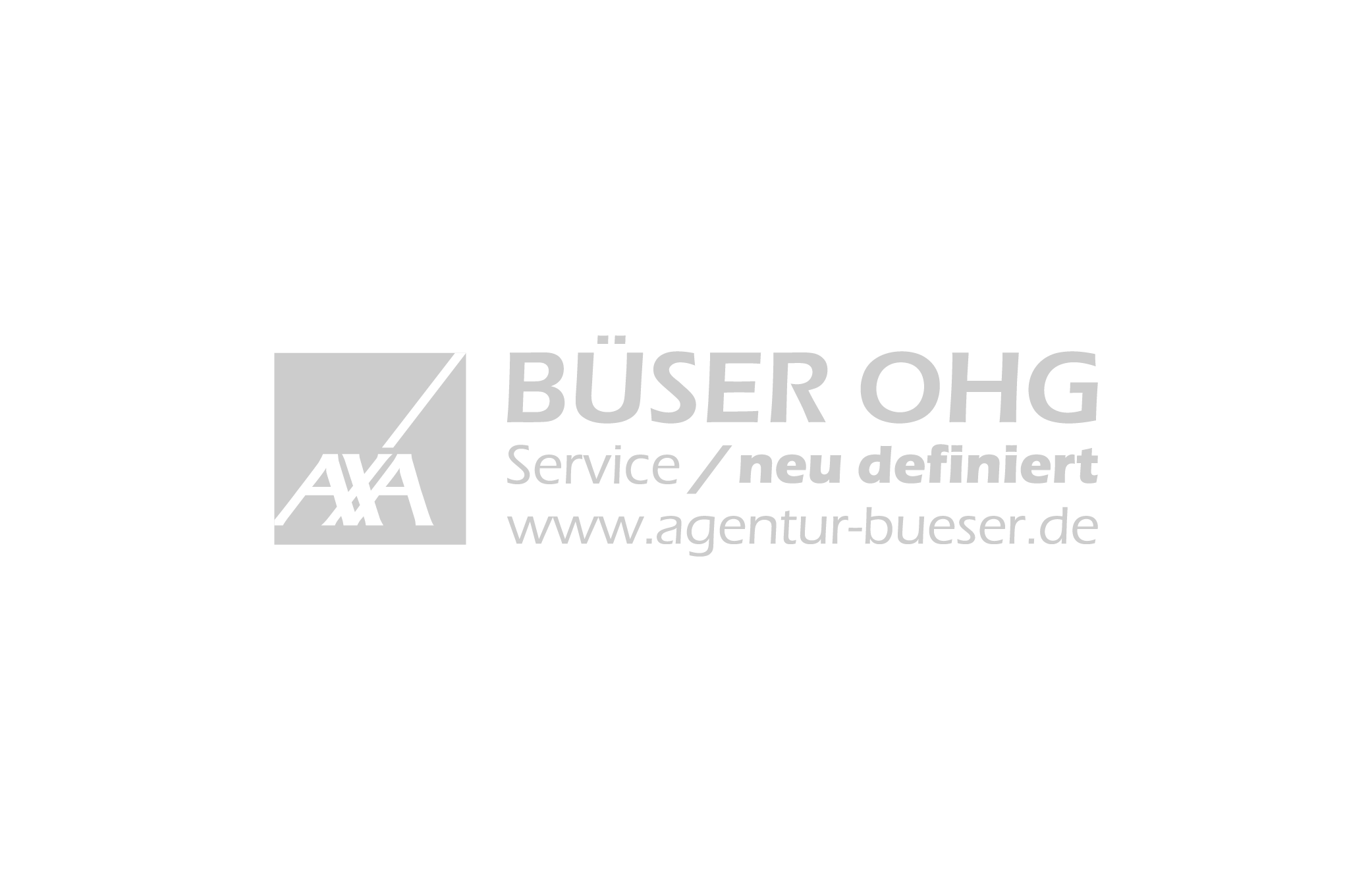 AXA Büser OHG