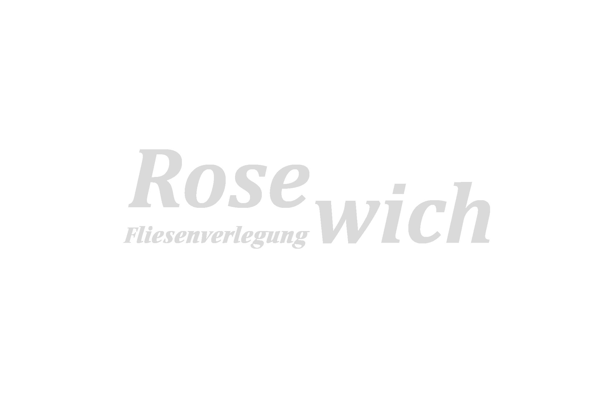 Fliesenverlegung Rosewich