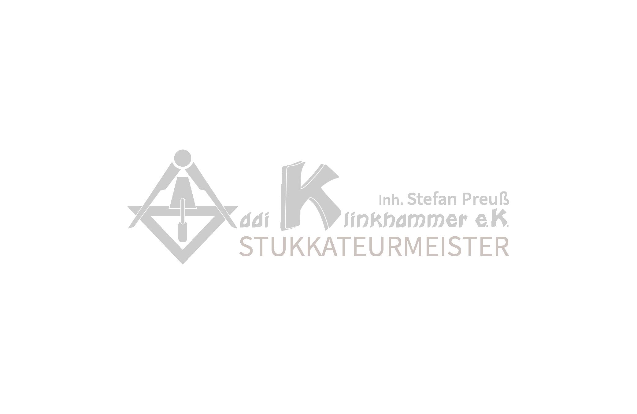 Addi Klinkhammer Stukkateurmeister